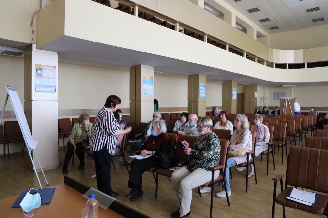 В Туле завершается серия встреч по обсуждению программы развития региона