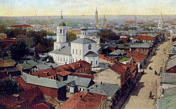 Возвращение исторических имён улицам Тулы